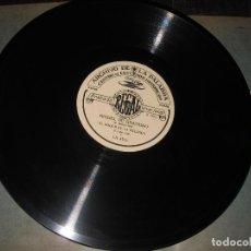 Discos de pizarra: ALBUM HISTÓRICO: ARCHIVO DE LA PALABRA: UNAMUNO , AZORIN, BAROJA, VALLEINCLAN...GRABACION ORIGINAL . Lote 118846807