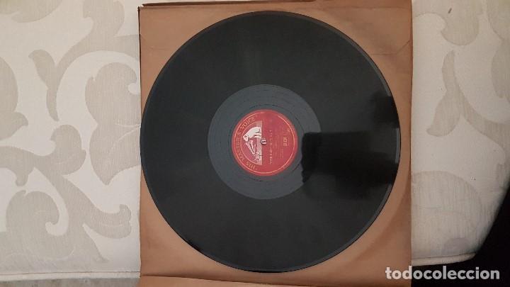 Discos de pizarra: DISCO DE PIZARRA JOHN BARBIROLLI ORCHESTRA PEER CYNT SUITE 1 - Foto 2 - 119078443