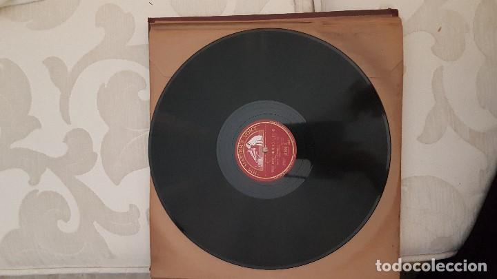 DISCO DE PIZARRA JOHN BARBIROLLI ORCHESTRA PEER CYNT SUITE 2 (Música - Discos - Pizarra - Otros estilos)