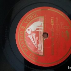 Discos de pizarra: DISCO DE PIZARRA THE MINNEAPOLIS SYMPHONY ORCHESTRA - ACCELERATION WALTZ. Lote 119081139