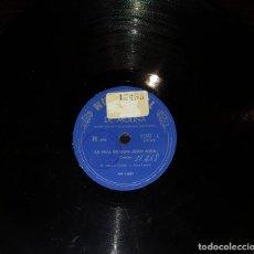 Discos de pizarra: DISCOS 78 RPM - MIGUEL DE MOLINA - LA HIJA DE DON JUAN ALBA - EL CARIÑO QUE TE TENGO - PIZARRA. Lote 119501447