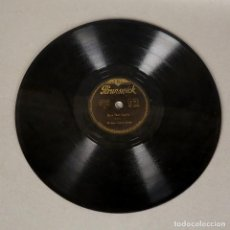 Discos de pizarra: DISCO DE PIZARRA ROCK BILL HALEY - BURN THE CANDLE. (BRD). Lote 119549999