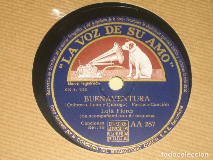 LOLA FLORES - PIZARRA (Música - Discos - Pizarra - Flamenco, Canción española y Cuplé)