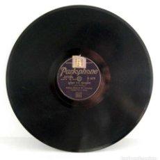 Discos de pizarra: MILDRED BAILEY - BEGIN THE BEGUINE / I CRIED FOR YOU. DISCO DE PIZARRA R 2675. Lote 119589275