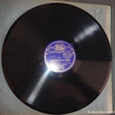 Discos de pizarra: DISCO PIZARRA BEETHOVEN. Lote 121111655
