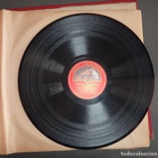 Discos de pizarra: DISCO PIZARRA MOUSSORGSKY. Lote 121112823