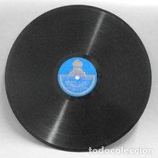 Discos de pizarra: CAMPANILLEROS - MILONGA. - NIÑA DE LA PUEBLA. - D-PIZARRA-0240. Lote 121341763