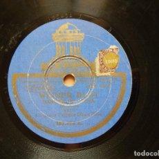 Discos de pizarra: ORQUESTA TZIGANA DAJOS BELA VIDA DE ARTISTA- SANGRE DE VIENA. Lote 122282699