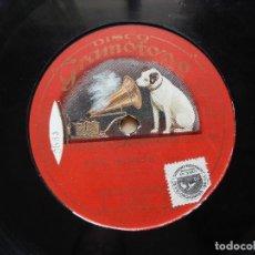 Discos de pizarra: TITO SCHIPA - LUCIA DI LAMMERMOOR SOLO UNA CARA. Lote 122285999