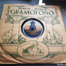 Discos de pizarra: NOVIOS Y MARIDOS. RAQUEL MELLER. Lote 124290886