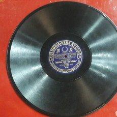 Discos de pizarra: DISCO PIZARRA PUCCINI MADAME BUTERFLY BOHEME COLUMBIA RENA RECORD. Lote 125850931