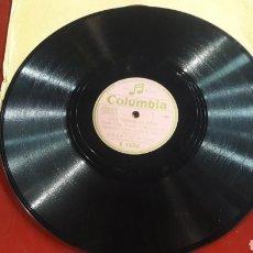 Discos de pizarra: DISCO PIZARRA CHARLIE KUNZ SELECCIONES EN PIANO COLUMBIA. Lote 125852267