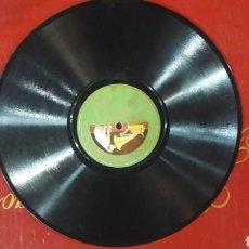 Discos de pizarra: DISCO PIZARRA ORQUESTA HYLTON Y KING. Lote 125853959