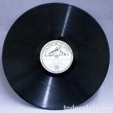 Discos de pizarra: NOCTURNO SEVILLANO - ROMANCE DE EUGENIA DE MONTIJO. - MARIO GABARRON / MELCHOR DE MARCHENA. - D-PIZA. Lote 126648047