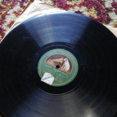 Discos de pizarra: DISCO LA VOZ DE SU AMO- RAMONA (VALS)/ BANDONEON ARRABALERO (TANGO)- ORQUESTA TIPICA ARGENTINA.. Lote 127087332