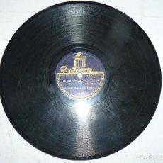 Discos de pizarra: DISCO DE PIZARRA - DE ODEON - DE ANTONIO MACHIN. Lote 127775327