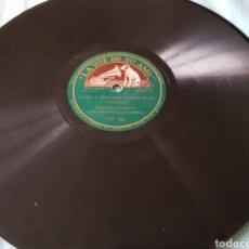 Discos de pizarra: DISCO DE PIZARRA GUITARRA. Lote 128108018
