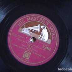 Discos de pizarra: AT THE FAT MAN´S / CHLOE. TOMMY DORSEY AND HIS ORCHESTRA.. Lote 128414139