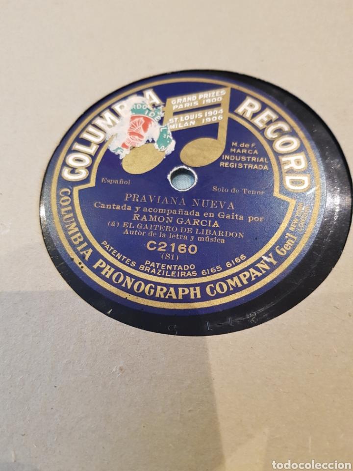 DISCOS 78 RPM ASTURIAS FLOLKLORE REGIONAL (Música - Discos - Pizarra - Flamenco, Canción española y Cuplé)