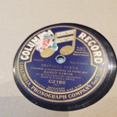 Discos de pizarra: DISCOS 78 RPM ASTURIAS FLOLKLORE REGIONAL. Lote 128707126