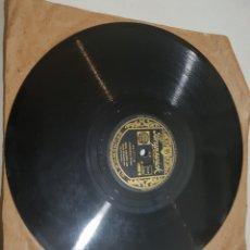 Discos de pizarra: DISCO GRAMOFONO. Lote 128726479