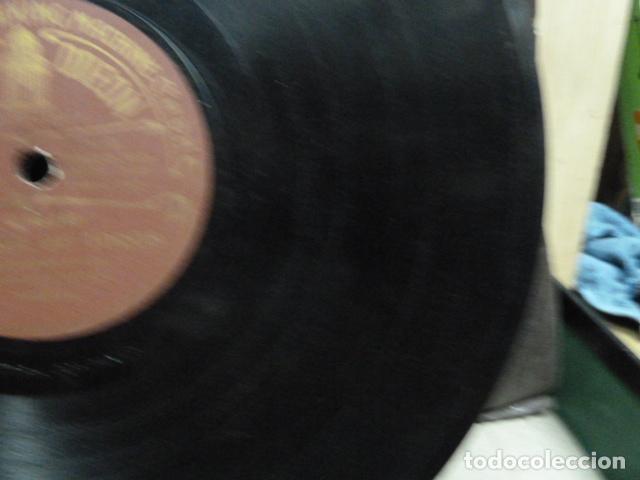 Discos de pizarra: EL TREN REAL - ESCENA IMITATIVA CON ACOMPAÑAMENTO DE ORQUESTA CORRIDA DE TOROS BANDA Y CLARINETE - Foto 9 - 131682918