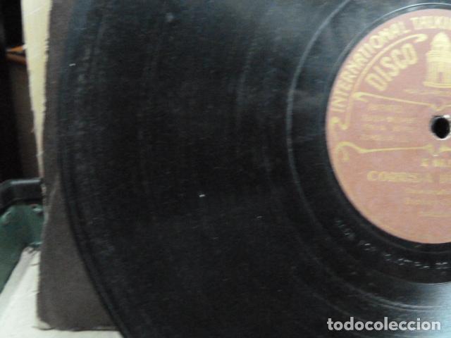 Discos de pizarra: EL TREN REAL - ESCENA IMITATIVA CON ACOMPAÑAMENTO DE ORQUESTA CORRIDA DE TOROS BANDA Y CLARINETE - Foto 10 - 131682918