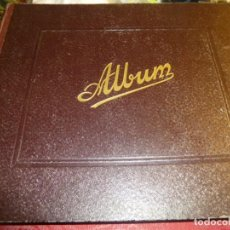 Discos de pizarra: CARPETA ALBUM CON 12 DISCOS DE PIZARRA, VARIOS ESTILOS, LEER DESCRIPCION DE DISCOS CONTENIDOS. Lote 132282958