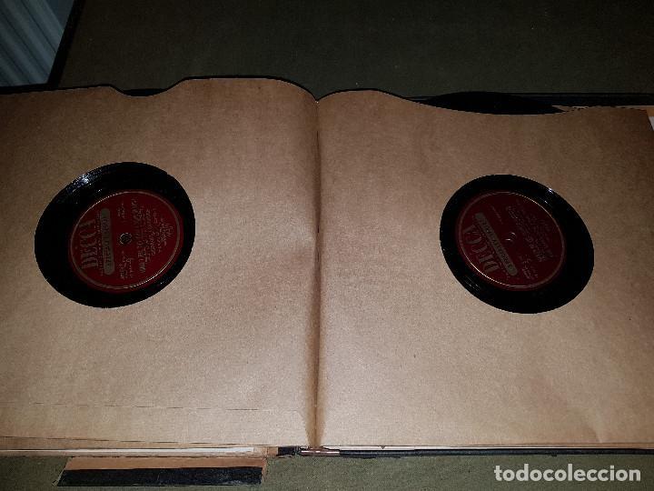 Discos de pizarra: Album original Decca ¨EL REY Y YO¨ Oscar Hammerstein, 1951 - Foto 10 - 132574590