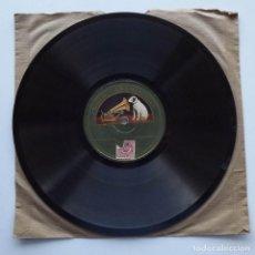 Discos de pizarra: ANITA, MI NIÑA, ROGER SINCLAIR, 10 PULGADAS, 78 RPM, LA VOZ DE SU AMO. Lote 132921230