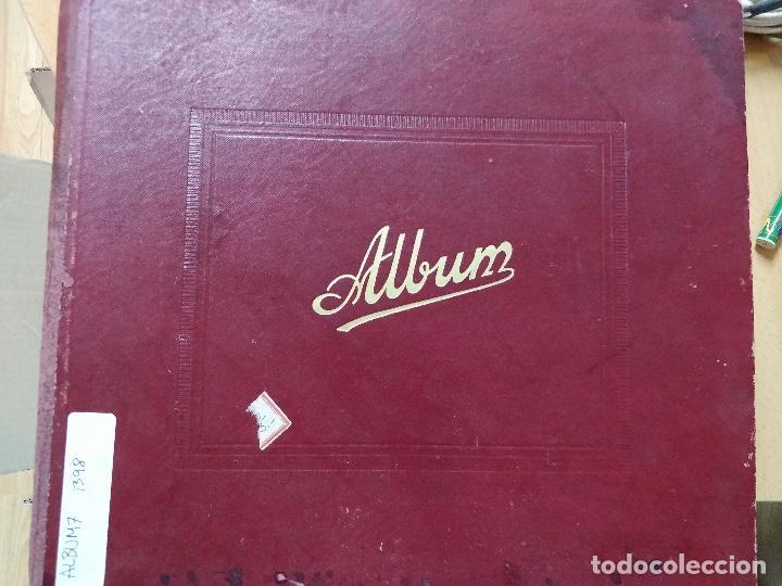ALBUM CON 9 DISCOS DE PIZARRA. VARIOS ESTILOS (Música - Discos - Pizarra - Otros estilos)