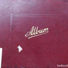 Discos de pizarra: ALBUM CON 9 DISCOS DE PIZARRA. VARIOS ESTILOS. Lote 133088338