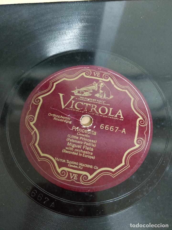 Discos de pizarra: Album con 9 discos de pizarra. Varios estilos - Foto 2 - 133088338