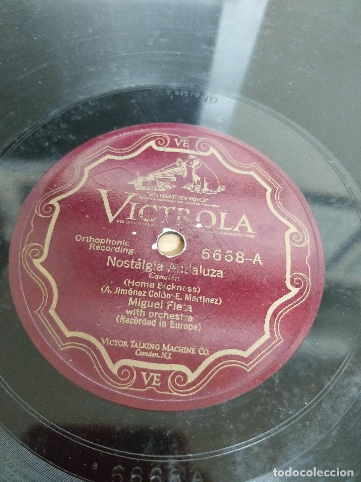 Discos de pizarra: Album con 9 discos de pizarra. Varios estilos - Foto 3 - 133088338