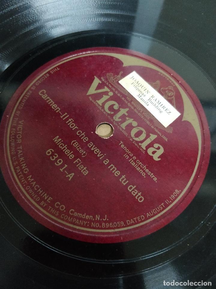 Discos de pizarra: Album con 9 discos de pizarra. Varios estilos - Foto 4 - 133088338