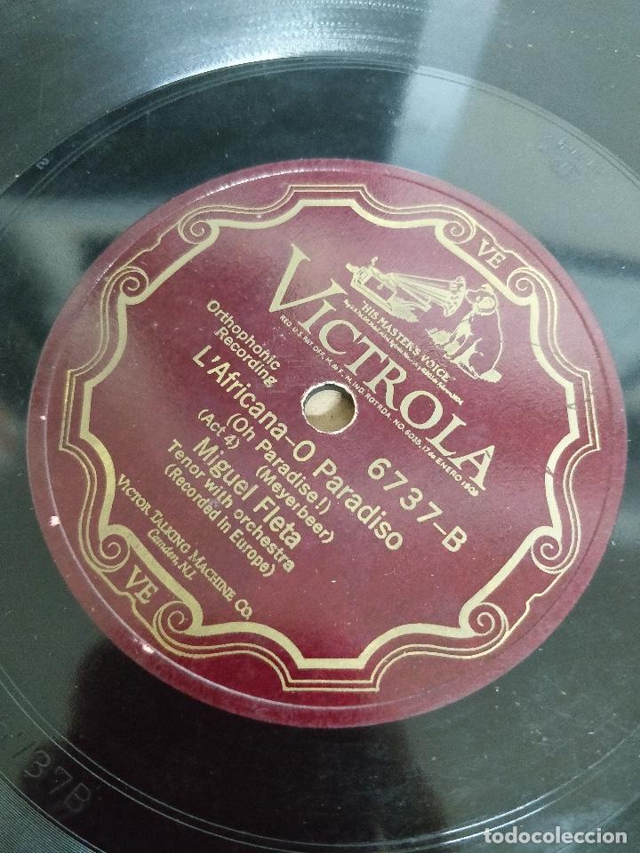 Discos de pizarra: Album con 9 discos de pizarra. Varios estilos - Foto 5 - 133088338