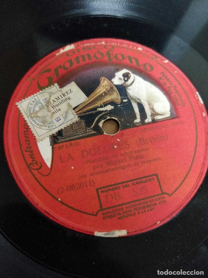 Discos de pizarra: Album con 9 discos de pizarra. Varios estilos - Foto 7 - 133088338
