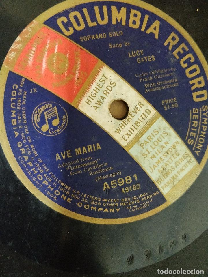 Discos de pizarra: Album con 9 discos de pizarra. Varios estilos - Foto 9 - 133088338