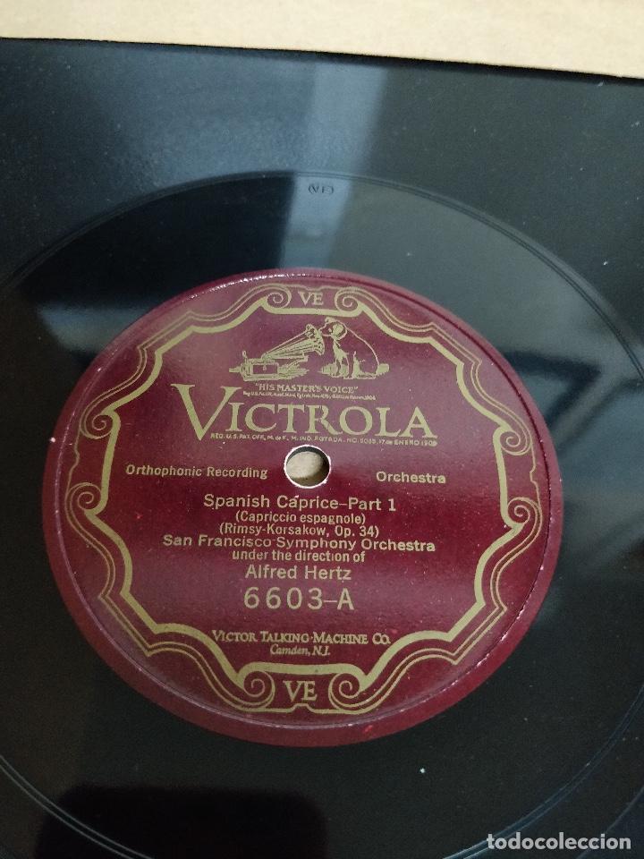 Discos de pizarra: Album con 9 discos de pizarra. Varios estilos - Foto 10 - 133088338