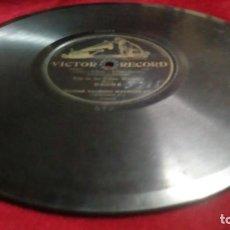 Discos de pizarra: VICTOR RECORD - CHIN – CHUN – CHAN (JORDA). Lote 133522466