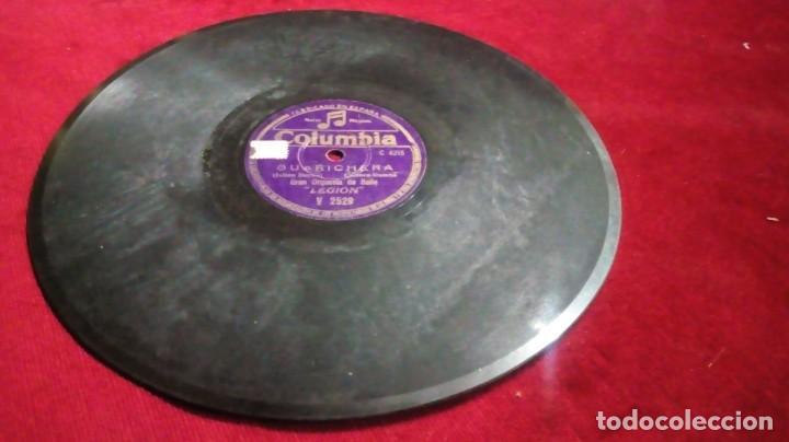 Discos de pizarra: Columbia - El cabezo/Guarichera - Foto 2 - 133605714