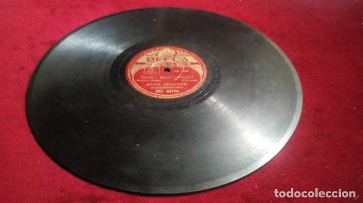 Discos de pizarra: Decca - Music! Music! Music!/Monasterio Santa Clara - Foto 2 - 133695378