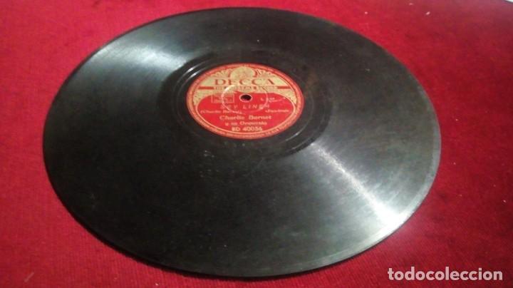 Discos de pizarra: Decca - Sky Liner/The Moose - Foto 2 - 133695562