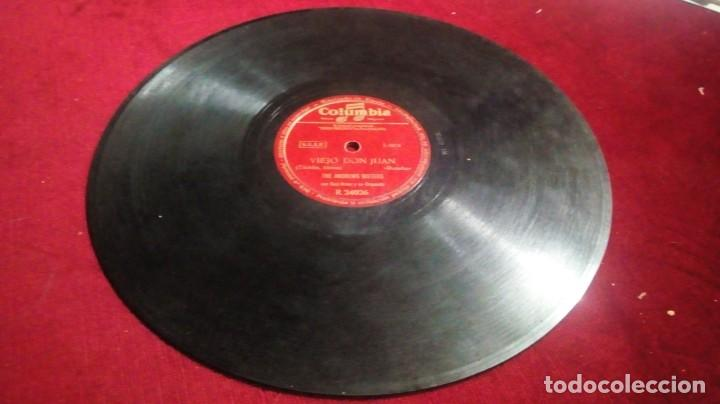 Discos de pizarra: Columbia - Viejo Don Juan/El hombre del mambo - Foto 2 - 133695706