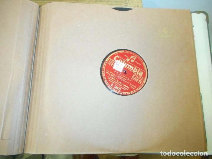 Discos de pizarra: Katiuska. Colección de 7 discos de pizarra - Foto 6 - 134162526