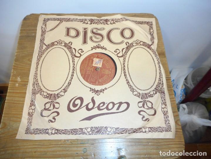 DISCO DE PIZARRA EL CARRO DEL SOL (Música - Discos - Pizarra - Otros estilos)