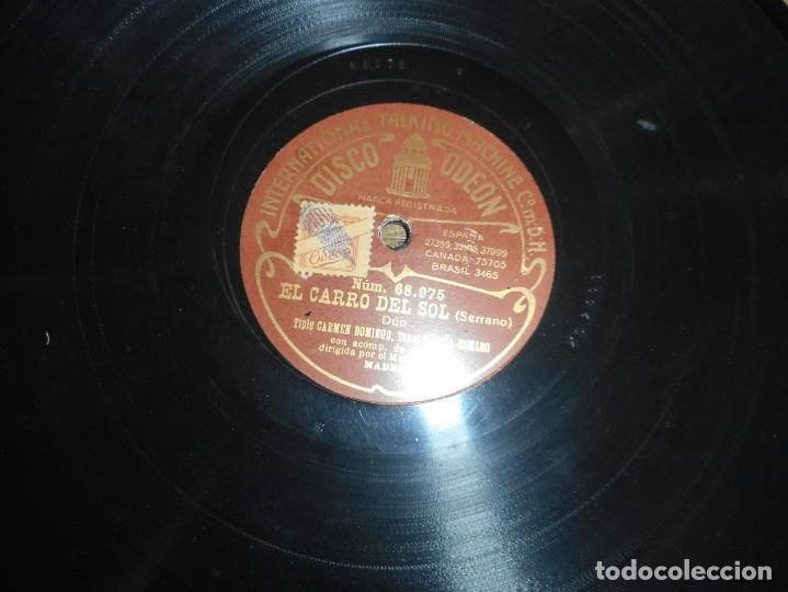 Discos de pizarra: Disco de pizarra El carro del Sol - Foto 3 - 134166570