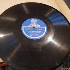 Discos de pizarra: DISCOS DE PIZARRA 78 RPM MANUEL TORRES. Lote 134320847