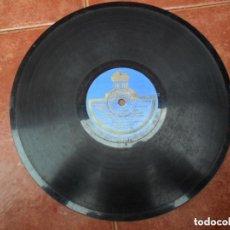 Discos de pizarra: DISCO PIZARRA ODEON - FANDANGUILLO - MILONGAS. Lote 134934846