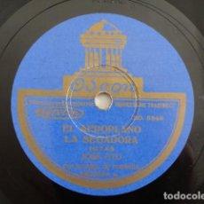 Discos de pizarra: JOTAS - JOSÉ OTO - 3 DISCOS ODEON . Lote 135148426